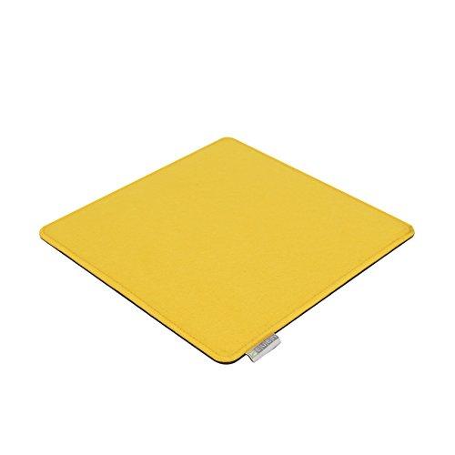 7even Filzauflage 30x30 cm | Sessel Kissen aus recyceltem PET | Diverse Größen + Farbauswahl | einseitig/beidseitig Größe Farbe
