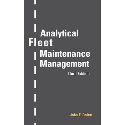 fleet operations and maintenance manual
