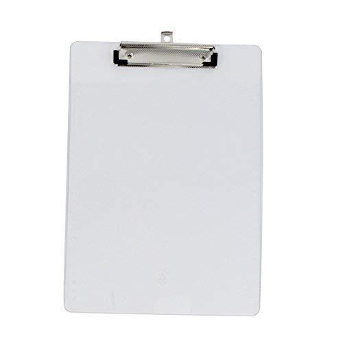 Manyao Papel A4 Escritorio Arquivo Nota Titular braçadeira Clip Junta Conglomerado Limpar