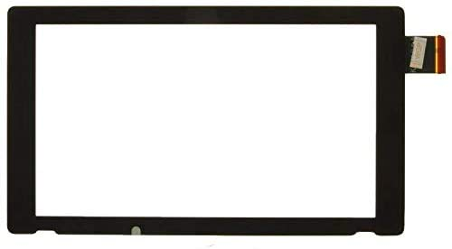 TheCoolCube Touch Digitizer Glass Panel Replacement Screen for Nintendo Switch (2017) (Not Include LCD)