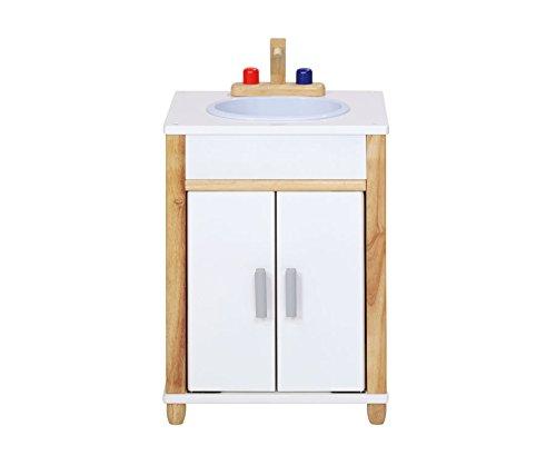 Betzold 56692 - Spülbecken für Kindergarten-Modulküche – Modul, Spüle aus Holz für Kinderküche