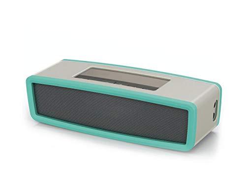 Oriolus Silicone Case for Bose Soundlink Mini ii Mini Wireless Bluetooth Speaker (Cyan)