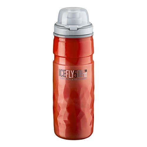 Elite Unisex Icefly - Borraccia termica per adulti, rosso, taglia unica