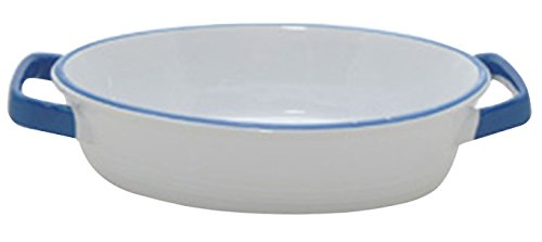 Mason Cash Rayware Enamour Plat ovale 28 x 16 cm