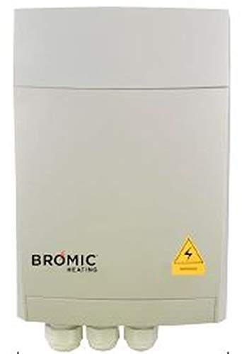 Bromic Heating BH3130010-1 On/Off Switch for Smart-Heat Electric and Gas Heaters with Wireless Remote, Tungsten On-Off Control with Remote for Bromic Heaters