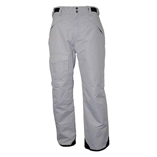 Special Blend | Mens Anti-Gravity Snowboard/Ski Pants (Light Grey, X-Large)