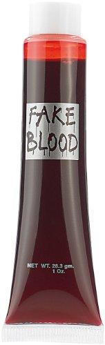 infactory Fake Blut: Täuschend echtes Kunstblut, 30 ml (Halloween-Blut)