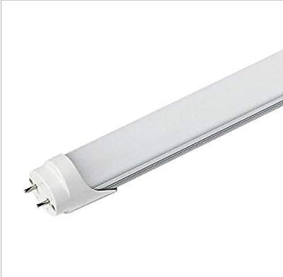T8 LED Light Tube 2ft 3ft 4ft 5ft,3000K 6000K, 50,000 hours LED Tube, Milky Cover, UL & CE Certification, Double-sided Connection