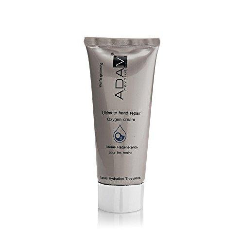 ADAM REVOLUTION Crème Régénérante pour Mains Homme Oxygène, 100 ml