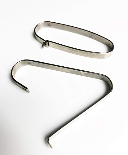 LJS & Associates - Real Estate Sign Rider Clips - 1 Bag (20 Clips)