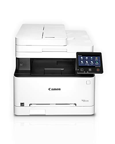 Canon Color Image CLASS MF644Cdw - All in One, Wireless, Mobile Ready, Duplex Laser Printer