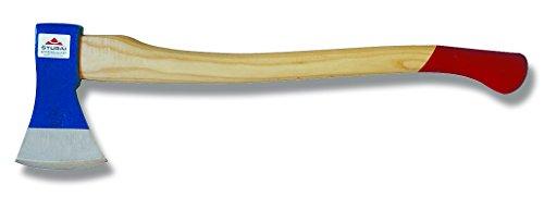 Stubai Forstaxt Rheinische Form, mit Stiel 1400 g