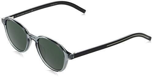 Dior BLACKTIE240S QT 08A Gafas de sol, Negro (Black Grey/Gun Green), 50 para Hombre