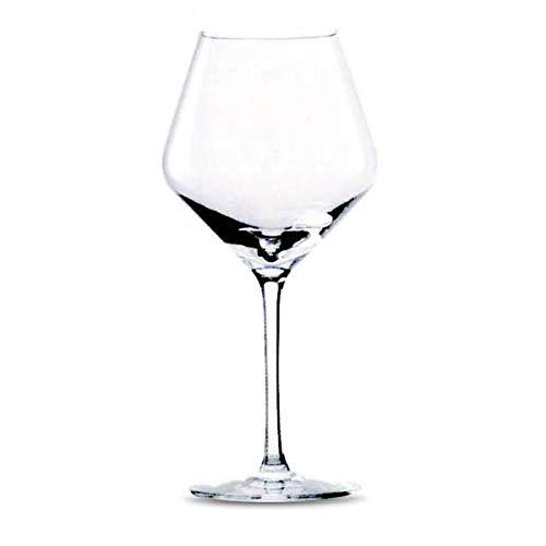 Summa - Copas de Vino Tinto Borgoña 55 cl, juego de 6...