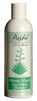 Azida Hempseed Oil Face & Body Scrub from Azida