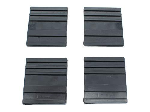 SECURA Kunststoffführungen unten kompatibel mit Woodline WL 8000 Holzspalter