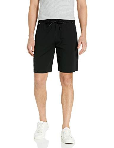 Calvin Klein Men's Move 365 Drawstring Shorts, Black, X-Large