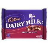 Cadbury Dairy Milk Fruit & Nut 400g