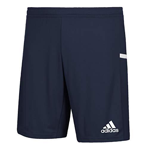adidas Kinder Shorts T19 Knit, Navblu/White, 164, DY8872