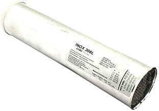 env. 54 pi/èce 2,5 x 300mm Electrodes en forme de tige V2A 1.4316 mt-308l MTC 1kg