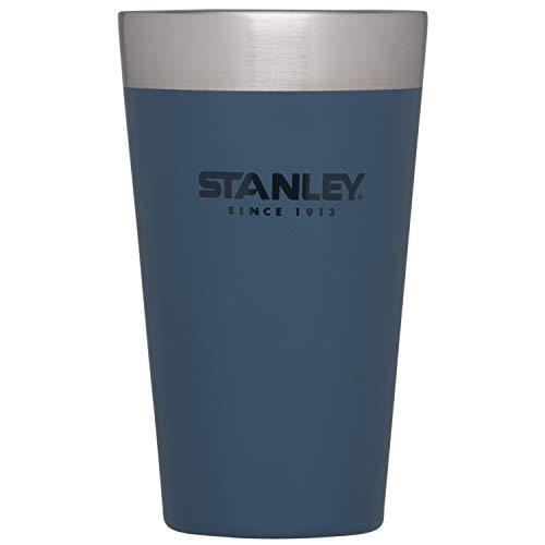 STANLEY(スタンレー) スタッキング真空パイント 0.47L マットネイビー 02282-048 (日本正規品)
