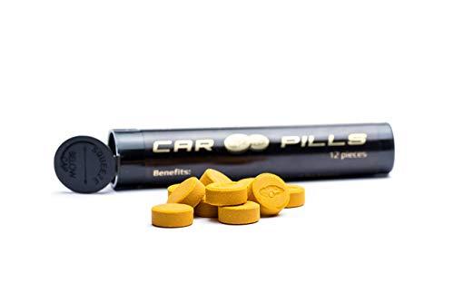 Car Pills - Festbrennstoffzusatz | Benzin Diesel Behandlung | Fortschrittlicher Reiniger | Motorpflege