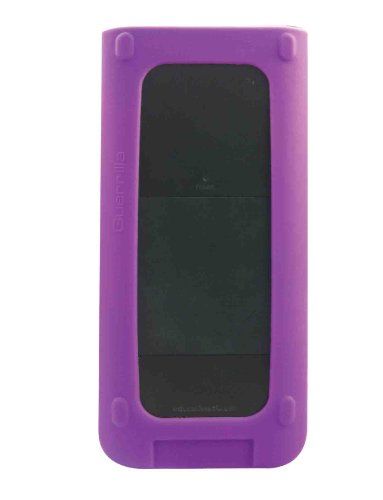 Guerrilla Silicone Case for Texas Instruments TI Nspire CX/CX CAS Graphing Calculator, Purple Photo #2