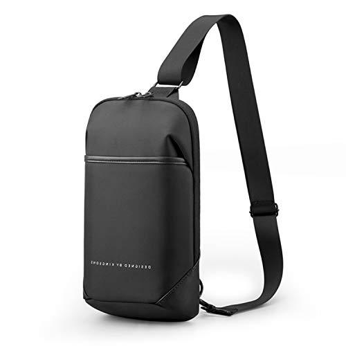 Men Sling Bag Crossbody Backpack For Men Waterproof Chest Bag Shoulder Bags Travel Causal Daypack