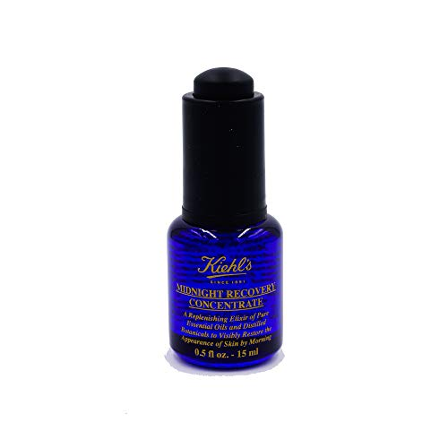Kiehl's Midnight Recovery Concentrate Serum, 15 ml