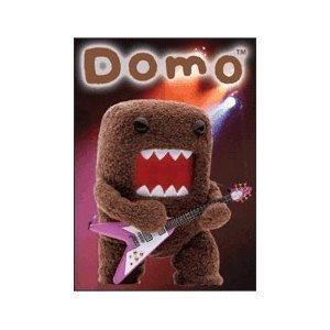 Domo, ROCK SUPERSTAR, 2.5'' X 3.5'' Magnet
