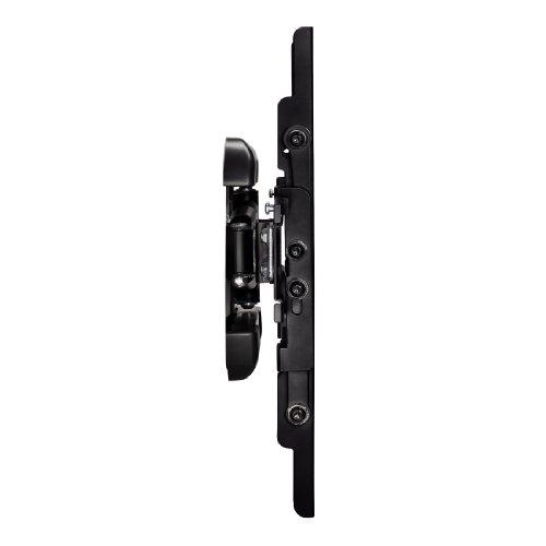Thomson TV-Wandhalterung WAB665, vollbeweglich, 1 Arm, für 94-165cm (37-65 Zoll) Fernseher (Traglast 36 kg) VESA 600x400 schwarz