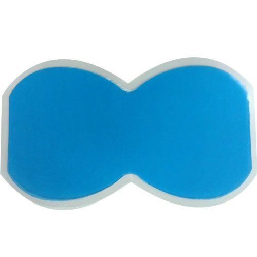 Qi-Point Heating Pad-Replacement Hydrogel Pad (3 Pieces)