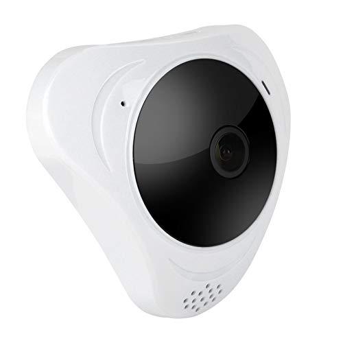 Vipxyc 1560P HD WiFi Cámara IP Control Remoto Fish Eye Cámara 3MP Inalámbrico(British regulations (100-240V))