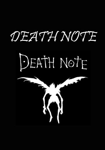 DEATH NOTE: 7 x 10 130 Pages College Ruled