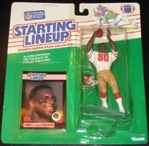 1989 Jerry Rice Starting Lineup Action Figure by Kenner