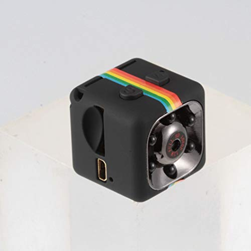 JICHUIO SQ11 Mini DVR Videocamera Videocamera CMOS 1080P Notte Videoregistratore Videocamera Impermeabile per attività Sportive all'aperto