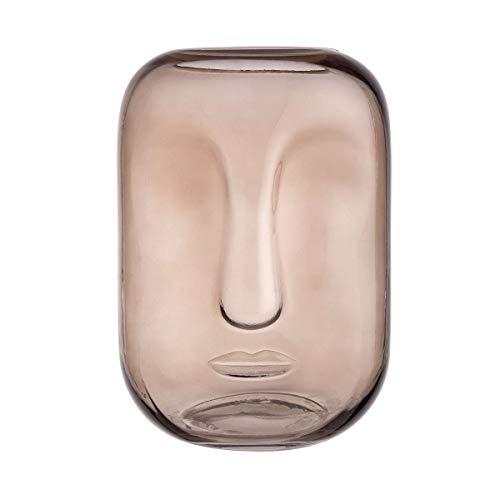 Butlers ANOKI Vase mit Gesicht Höhe 25cm