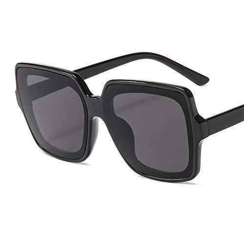 Gafas De Sol Retro Women Square Sunglasses Plastic Sunglass...