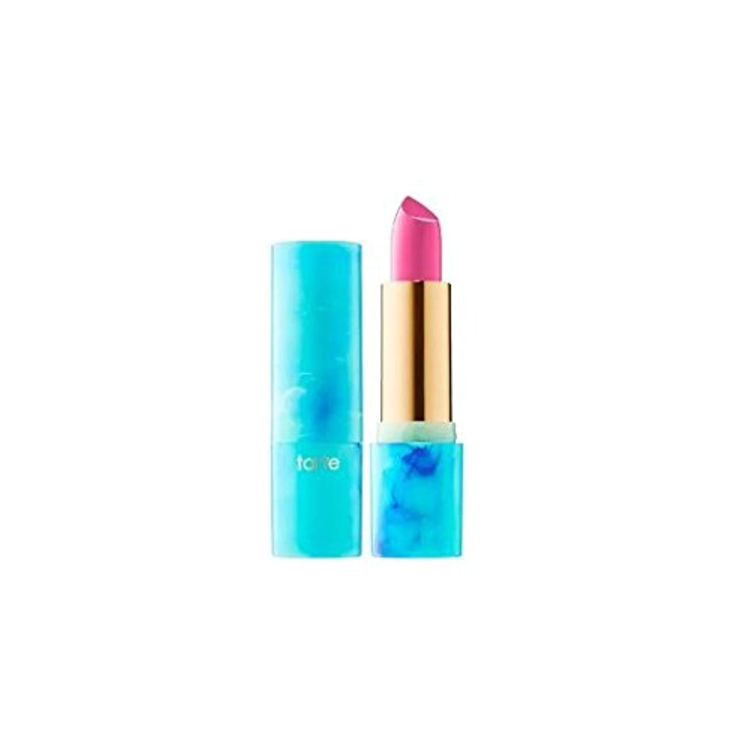 発行仮装散らすtarteタルト リップ Color Splash Lipstick - Rainforest of the Sea Collection Satin finish