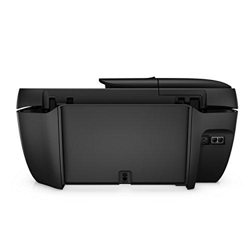 HP Officejet 3835AIO 4800x 1200dpi Tintenstrahldrucker A48.5ppm WiFi–Multifunktions (Tintenstrahldrucker, 4800x 1200DPI, 60Blatt, A4, Direktdruck, schwarz),K7V44B#629,1