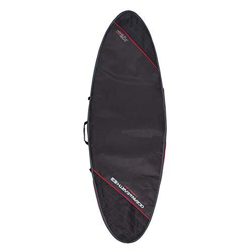 OCEAN & EARTH - Bolsa para Tabla de Surf, 6'4, Negro