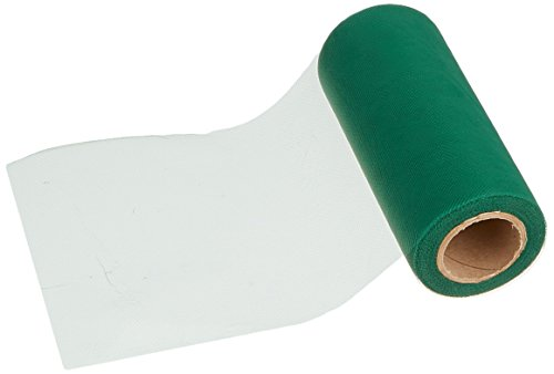 Falk Tulle Fine Maille 15,2 cm Large 22,9 m Spool-Hunter Vert