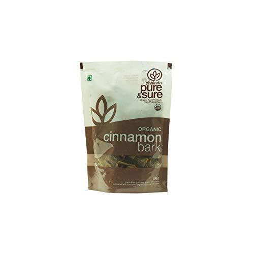 Pure & Sure Organic Bark, Cinnamon, 50g