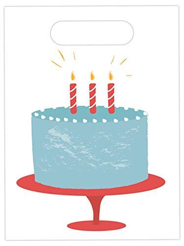 Procos- Loot Bag Birthday Cake, Multicolor