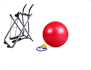 Gazelle Exercise Machine Tony Littles Gazelle Freestyle Advanced Total Body Buttkickin Workout with Anti Burst Yoga Swiss ...