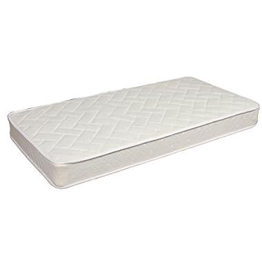 LIFE Home Comfort Sleep 8-Inch Two Sided Spring Mattress Green Foam Certified - Medium Firmness King