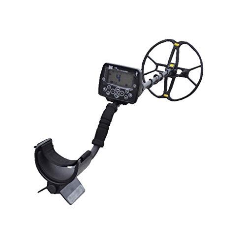Wkz Detector De Metales, Pantalla LCD De Alta Sensibilidad Del Detector De Posicionamiento De Precisión La Sonda Resistente Al Agua Adecuado For Los Adultos Los Principiantes