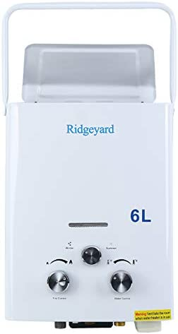 Top 10 Best tankless water heater natural gas outdoor Reviews