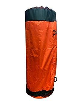 Aqua Lily Pad Storage Bag  Large  Fits All Aqua Lily and Maui Mat Pads up to 18 Feet Long Orange