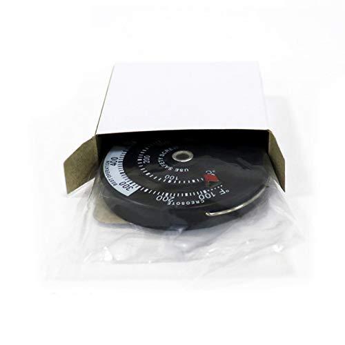 Kaminfläkt ugnsfläkt med 5 vingar termometer utan strömfläkt tyst kaminfläkt med överhettningsskydd rotorblad driven ugn fläkt värmebruk för träugn spis